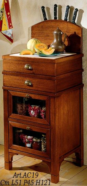 Mobile per la cucina - Furgone attrezzato con cucina ...